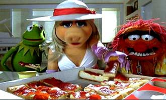 The Muppets Pizza Hut Commercial