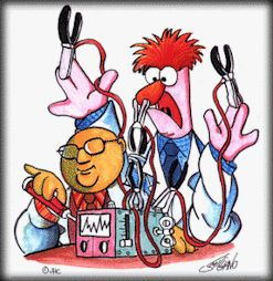 Bunsen and Beaker
