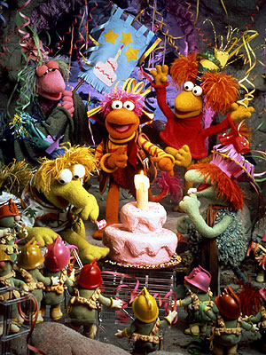 Celebrate 25 Years of Fraggle Rock