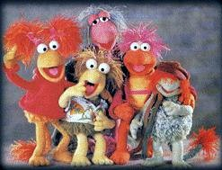 "The main ""Fraggle five."""
