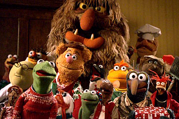 Jim Henson's Muppets in Letters to Santa