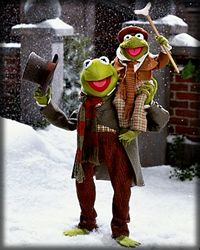 Muppet Central Articles - Reviews: The Muppet Christmas Carol DVD