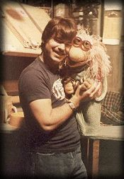 Terry Angus and Storyteller Fraggle