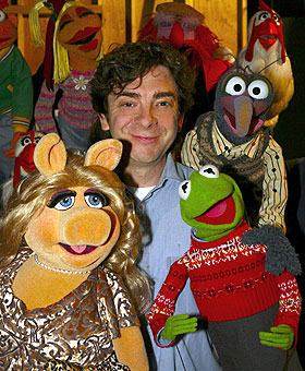 Hugh Fink and the Muppets