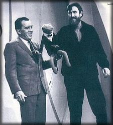 Jim Henson and Ed Sullivan