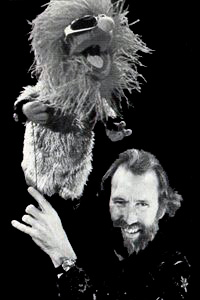 Jim Henson and the Sesame Street Muppets