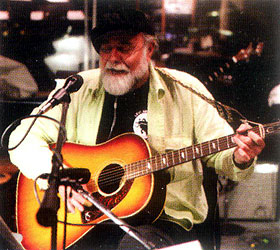 Jerry Nelson in studio