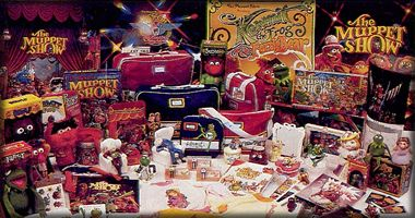 muppet central collectibles