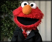 Muppet Central News Mr Elmo goes to Washington