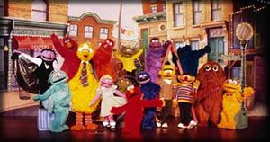 Muppet Central News Sesame Street Live Tours With Three