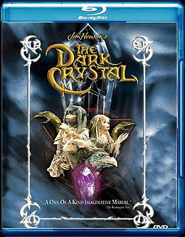 The Dark Crystal on Blu-ray