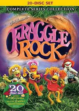 Fraggle Rock Complete Series Collection Giftset