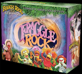 Fraggle Rock Complete Series DVD Collection