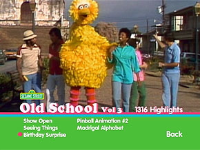 Muppet Central Articles - Reviews: Sesame Street Old School