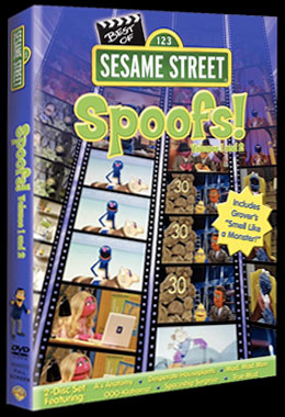 Best of Sesame Street Spoofs Volume 1 & Volume 2