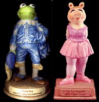 Muppet Central Collectibles - Muppets: Porcelain, Pewter and