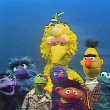 Sesame Street's 50th Anniversary Special