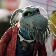 Muppet dude