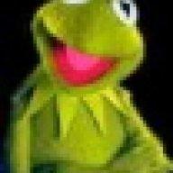 Muppet Frog