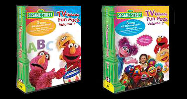 Sesame Street The Letter Of The Month Club.Muppet Central News Sesame Street Tv Episode Fun Packs