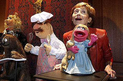Muppet Central News Over Twenty Muppets Donated To